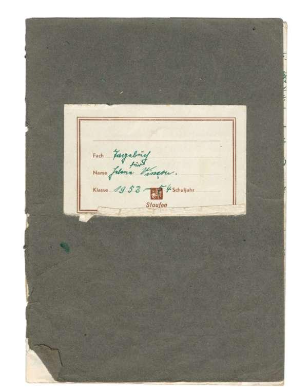 Tagebücher der Helene Vinçon